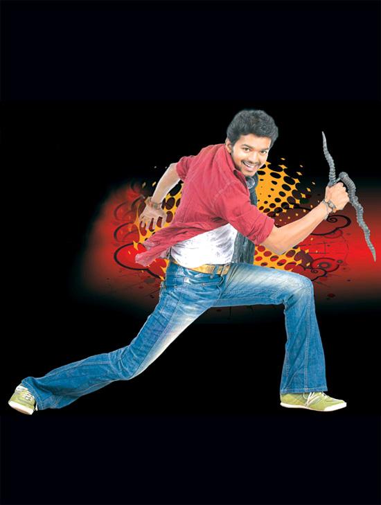 Vijay's Villu New Photo
